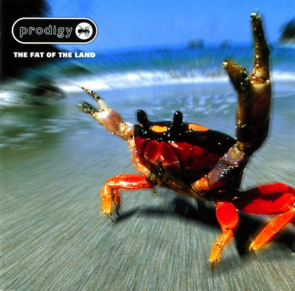 Prodigy - The Fat Of The Land CD - CDDGR 1369