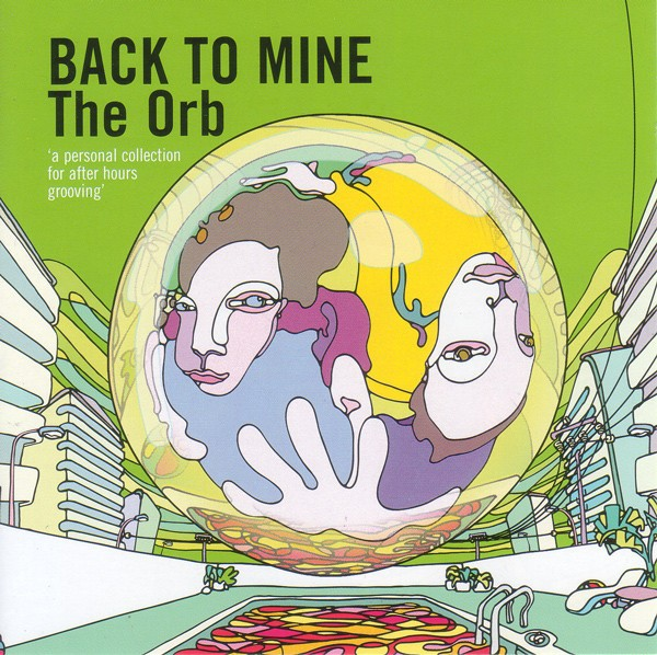 The Orb - Back To Mine CD - BACKCD12