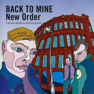 New Order - Back To Mine CD - BACKCD 11