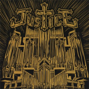 Justice - Waters Of Nazareth CD - 5060107720077