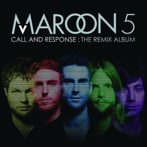 Maroon 5 - Call And Response: The Remix Album CD - STARCD 7304