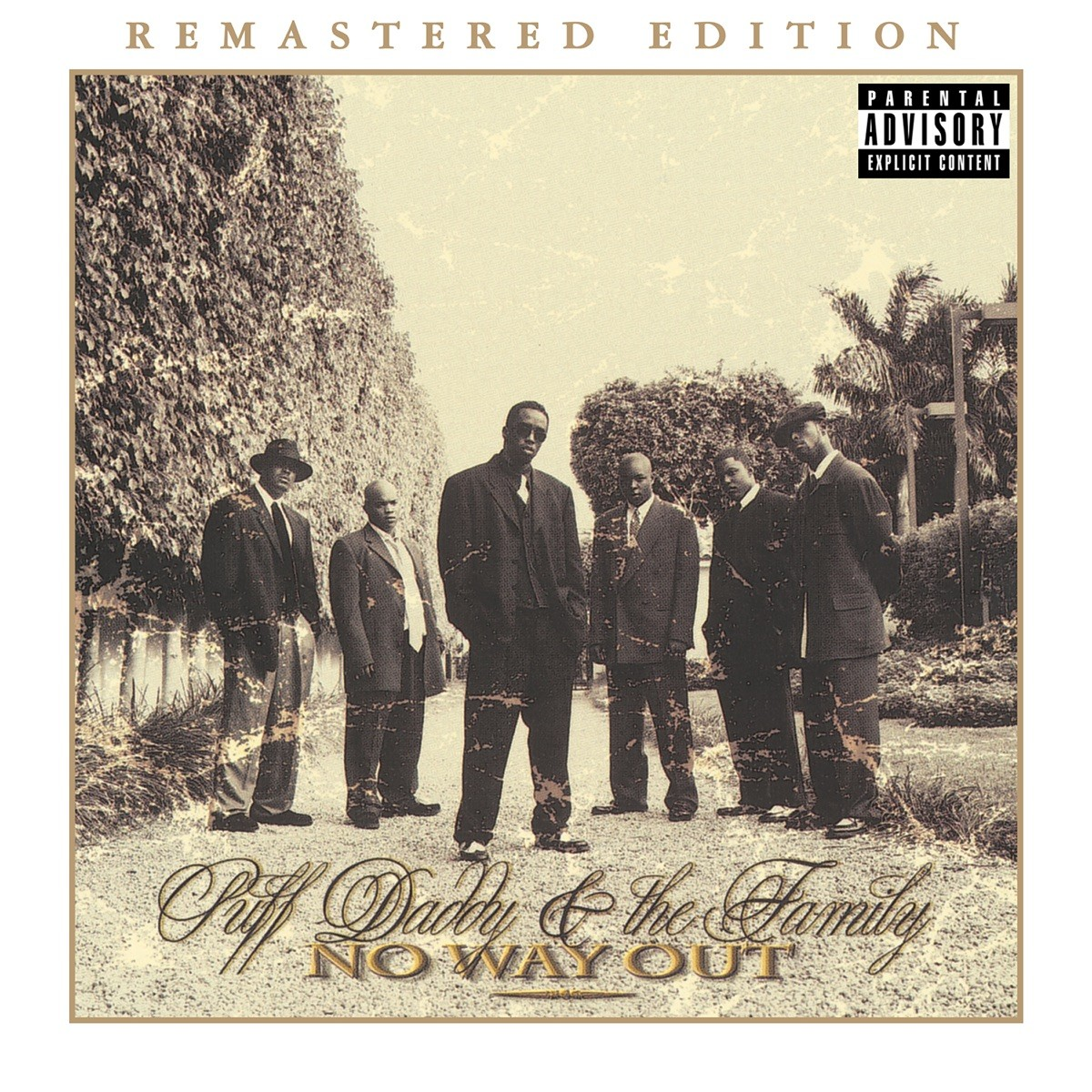 Puff Daddy & The Family - No Way Out CD - CDAST 339