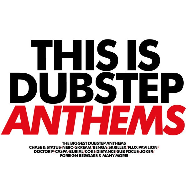 This Is Dubstep Anthems CD - GD008CD
