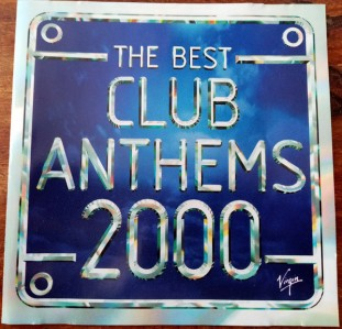 The Best Club Anthems 2000 CD - CDVIR 458