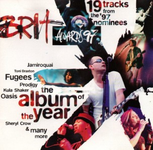 The 1997 Brit Awards CD - CDCOL 5230