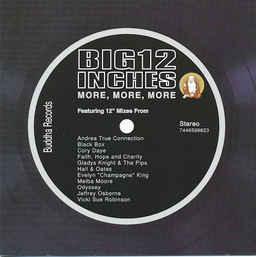 Big 12 Inches CD - 74465996232