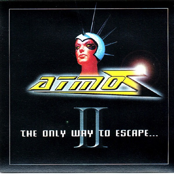 Atmoz II - The Only Way To Escape... CD - AT 8506