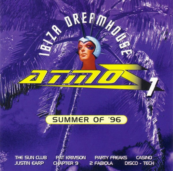 Atmoz I - Ibiza Dreamhouse Summer Of '96 CD - AT8501