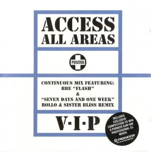 Access All Areas CD - 724385927621