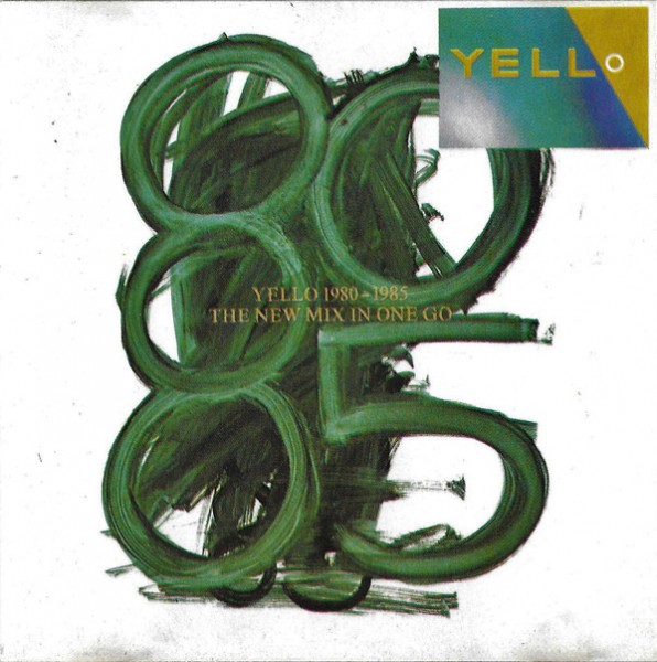Yello - 1980-1985: The New Mix In One Go CD - MMTCD 1606