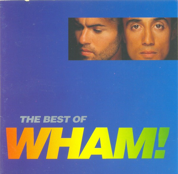 Wham! - The Best Of CD - CDEPC 5490