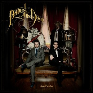 Panic! At The Disco - Vices & Virtues CD - ATCD 10318