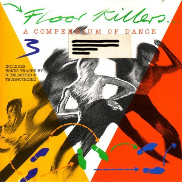 Floor Killers 3 CD - CCBK 7252