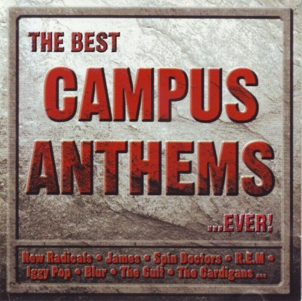 The Best Campus Anthems ...Ever! CD - CDBEST 28