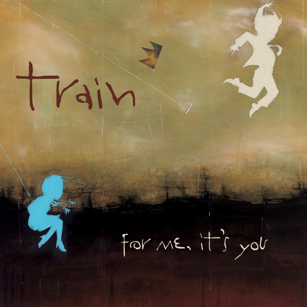 Train - For Me, It's You CD - CDCOL 7031