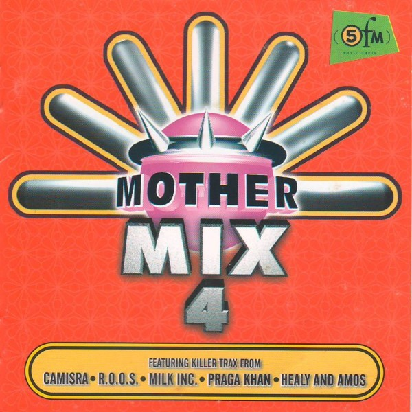 Mother Mix 4 CD - CDDANCE23