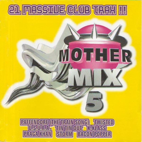 Mother Mix 5 CD - CDDANCE 29