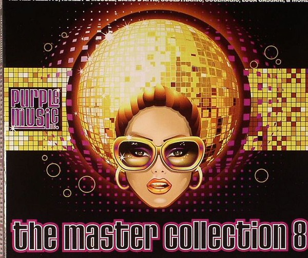 The Master Collection 8 CD - CLS0002472