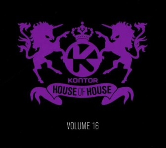 House Of House Volume 16 CD - 1062149KON