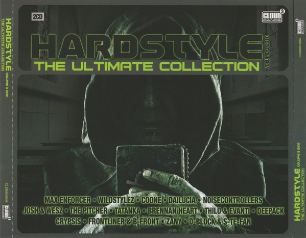 Hardstyle: The Ultimate Collection Volume 3 CD - CLDM2010056