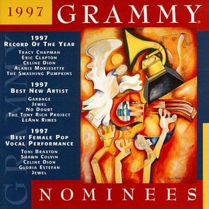 1997 Grammy Nominees CD - SSTARCD 6290