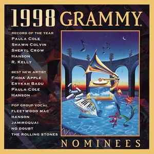 1998 Grammy Nominees CD - CDMCA 11752