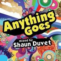 Shaun Duvet  - Anything Goes  CD - SCCD019