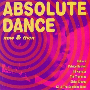 Absolute Dance - Now & Then CD - 8122754692