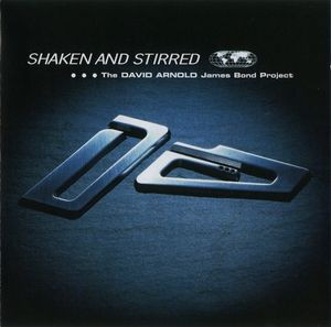 Shaken And Stirred: The James Bond Project CD - WICD 5254