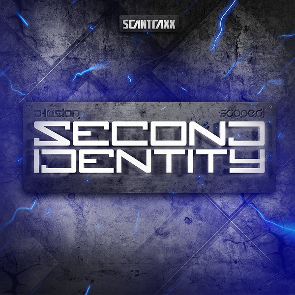 A-Lusion & Scope DJ Present Second Identity CD - 8717591367246