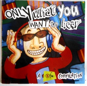 Only What You Want To Hear CD - CDPAT 3046