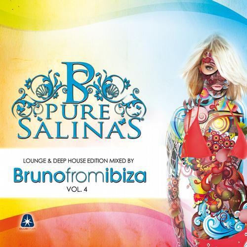 Bruno From Ibiza ‎– Pure Salinas Vol. 4 CD - CLS0002772