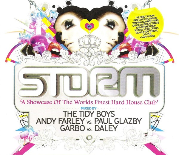 Storm: A Showcase Of The Worlds Finest Hard House Club CD - TIDYSTORM01