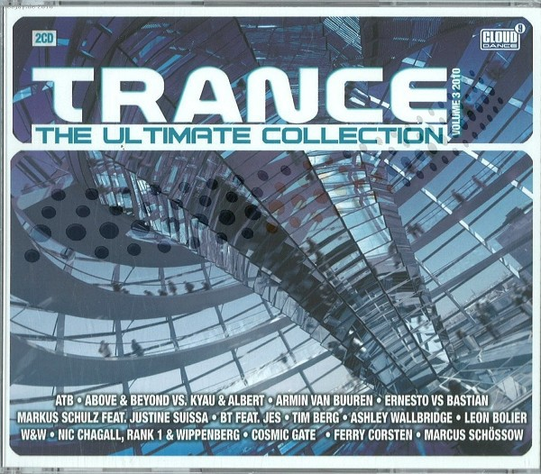 Trance The Ultimate Collection: Volume 3 2010 CD - CLDM2010055