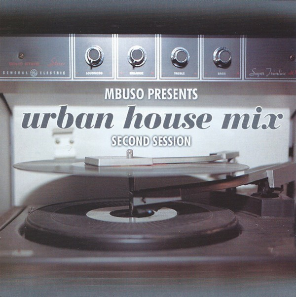 Urban House Mix: Second Session CD - CDDGR 1496