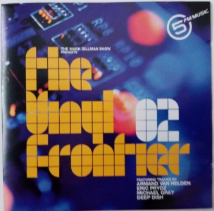 The Vinyl Frontier 02 CD - CDKLASS 048
