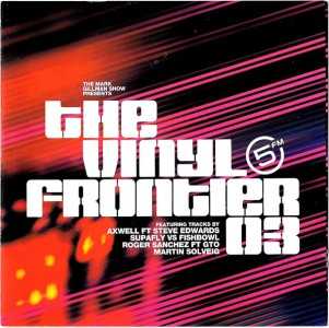 The Vinyl Frontier 03 CD - CDKLASS 056