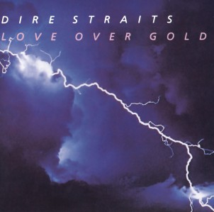 Dire Straits - Love Over Gold CD - MMTCD 1964