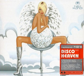 Hed Kandi: Disco Heaven 02 03 CD - HEDK031