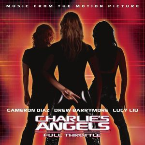Charlie's Angels: Full Throttle (Music From The Motion Picture) CD - CDCOL 6676