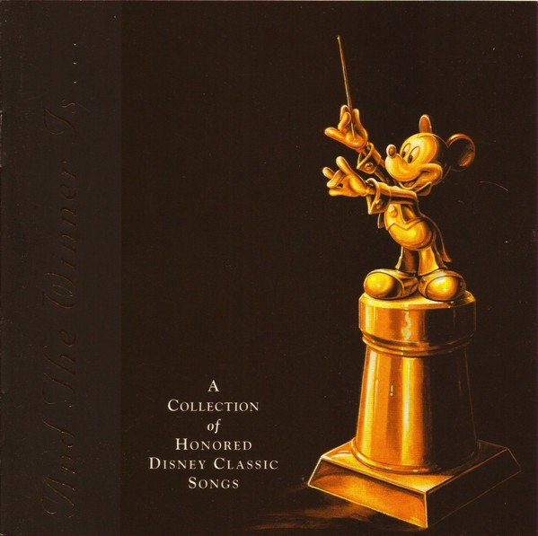 And The Winner Is... A Collection Of Honored DIsney Classic Songs CD - 050086087372