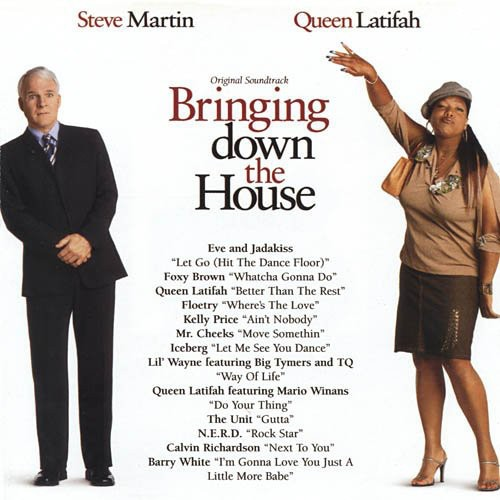 Bring Down The House (Original Soundtrack) CD - 2061-62386-2