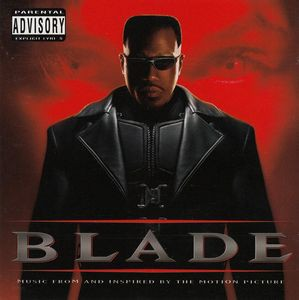 Blade (Music From And Inspired By The Motion Picture) CD - CDEPC 5726
