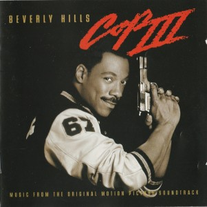 Beverly Hills Cop III (Music From The Original Motion Picture Soundtrack) CD - CDMCA 11021