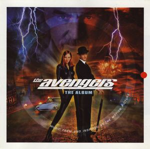 The Avengers: The Album CD - ATCD 10044