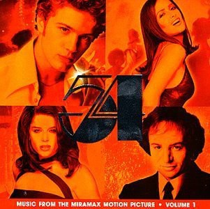 54 (Music From The Miramax Motion Picture) Volume 1 CD - TBCD 1293