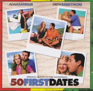50 First Dates (Original Motion Picture Soundtrack) CD - 9362487702