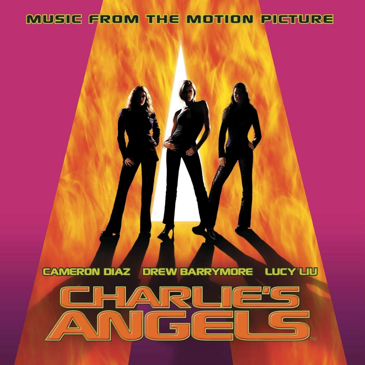 Charlie's Angels (Music From The Motion Picture) CD - CDCOL 6151