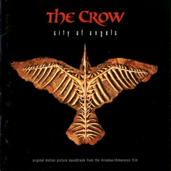 The Crow: City Of Angels (Original Motion Picture Soundtrack) CD - 533147-2