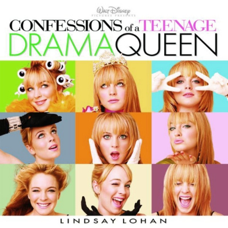 Confessions Of A Teenage Drama Queen CD - 5050467394025